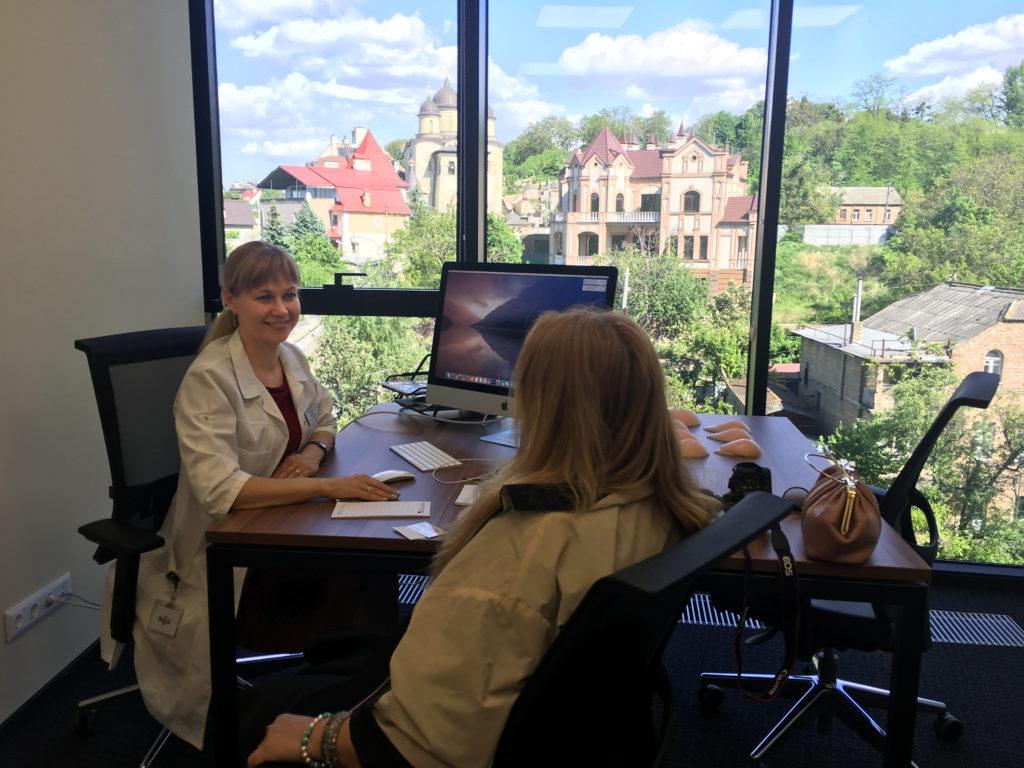 Подводим первые итоги консультаций в Киеве. Фотоотчет 02 1 1 1024x768 - клиника VIdnova