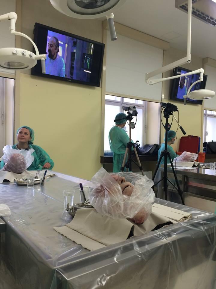 Мастер-класс «Продвинутая эстетическая хирургия лица» в Вене 5 5 - клиника VIdnova