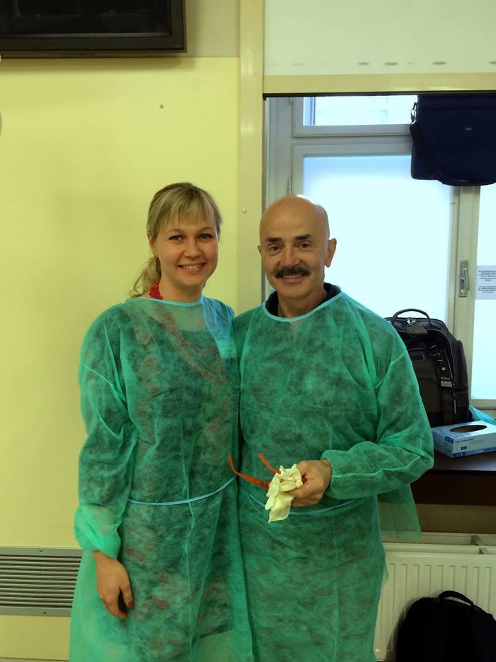 Мастер-класс «Продвинутая эстетическая хирургия лица» в Вене 6 3 - клиника VIdnova