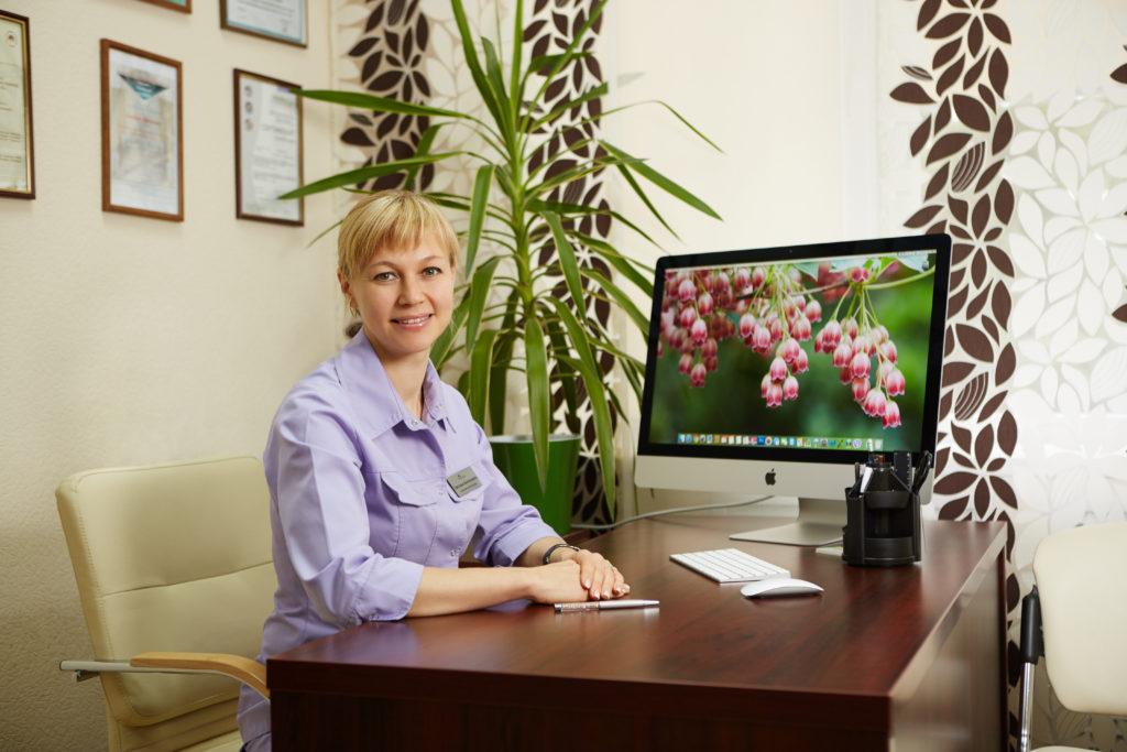 Консультация в клинике «Vidnova» L93A6019  1024x683 - клиника VIdnova