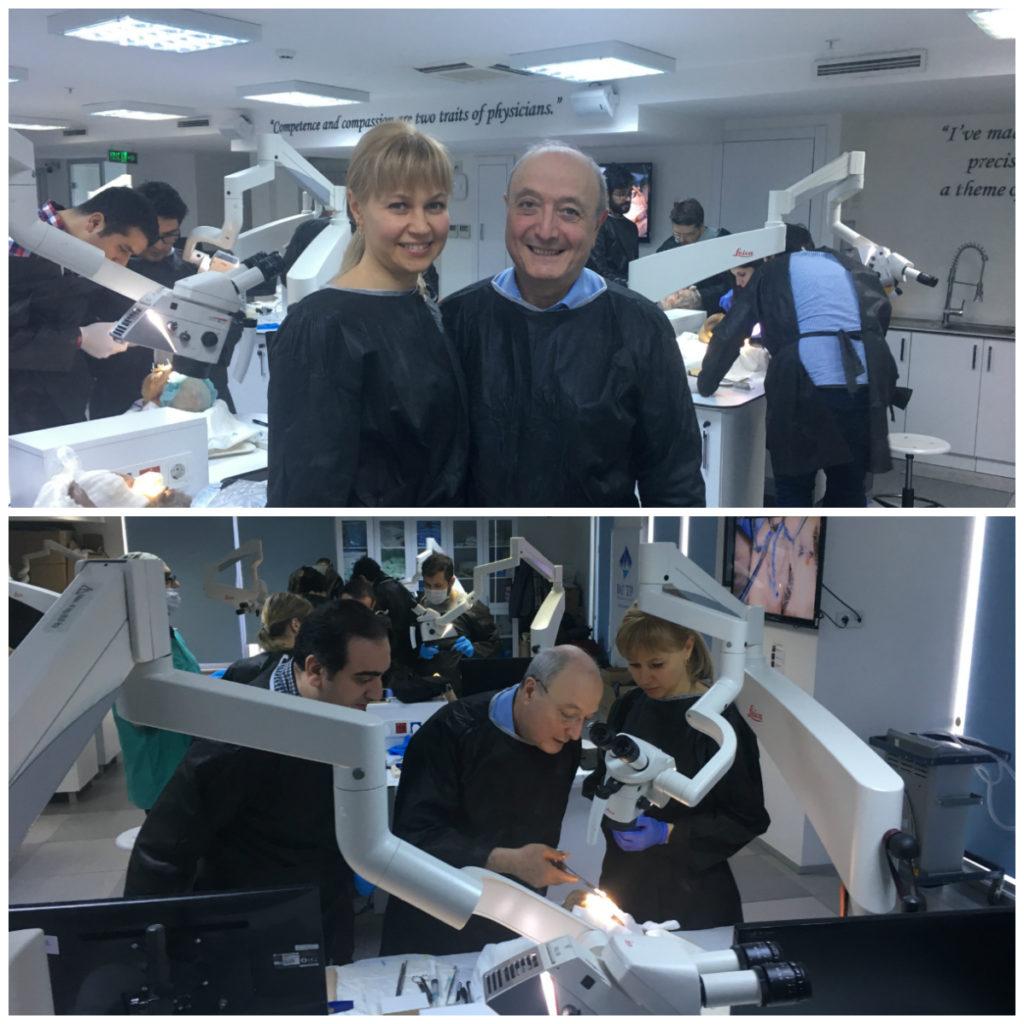 Итоги мастер-класса «Istanbul Hands-on-Cadaver Course» collage2 1024x1024 - клиника VIdnova