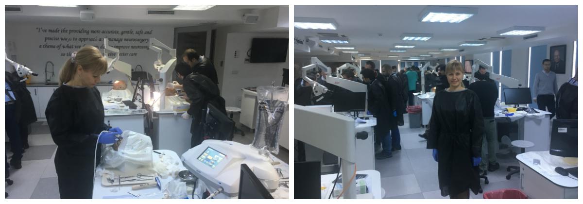 Итоги мастер-класса «Istanbul Hands-on-Cadaver Course» photo - клиника VIdnova