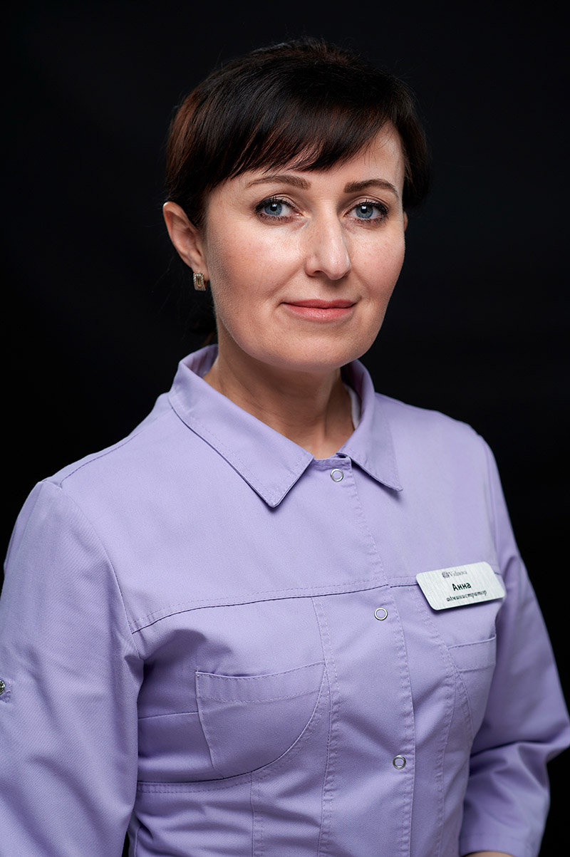 Поданенко Анна Витальевна