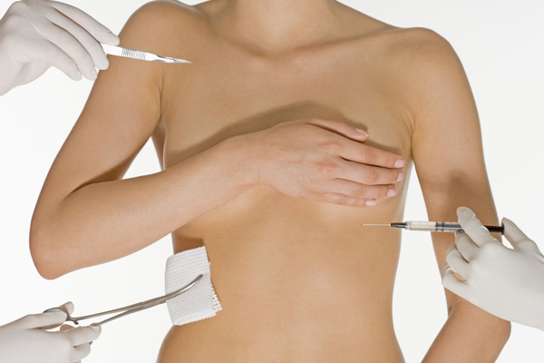 Увеличение груди мифы