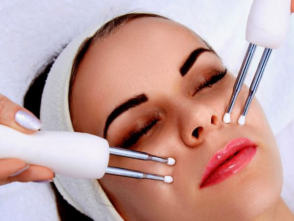 Микротоковая терапия (микротоки) для лица