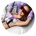 Лазерная эпиляция: бикини (любое) + подмышки в ПОДАРОК! Lazer 150x150 - клиника VIdnova