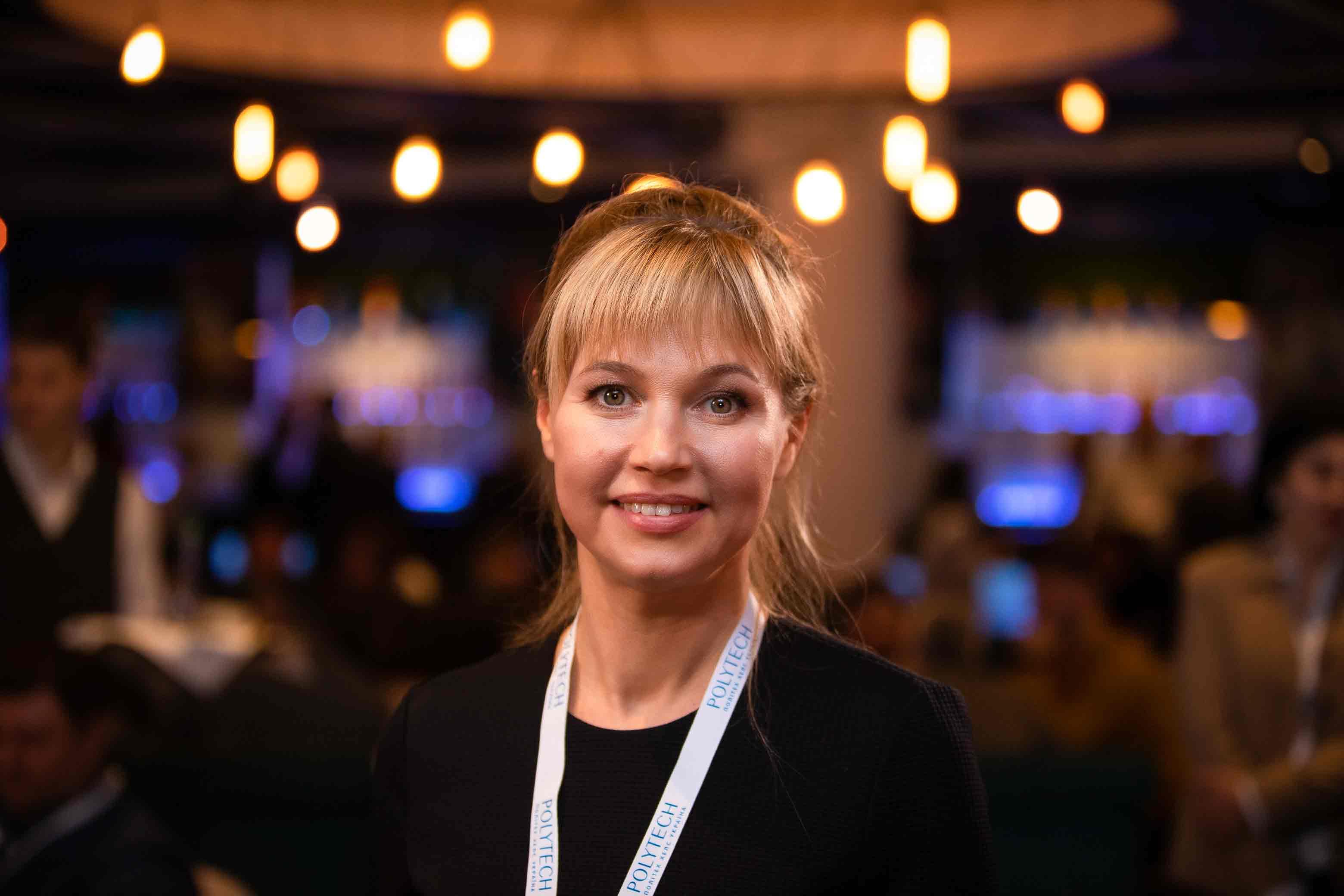 Пластический хирург Светлана Работенко выступила на конференции «Год B-lite в Украине»